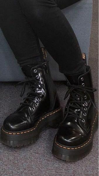 靴について こういう系の靴って何センチくらい盛れるんですか??