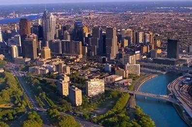 フィラデルフィアといえば何を連想しますか? 1 港(川) 2 ロッキーステップ(美術館) 3 摩天楼 4 チーステーキ