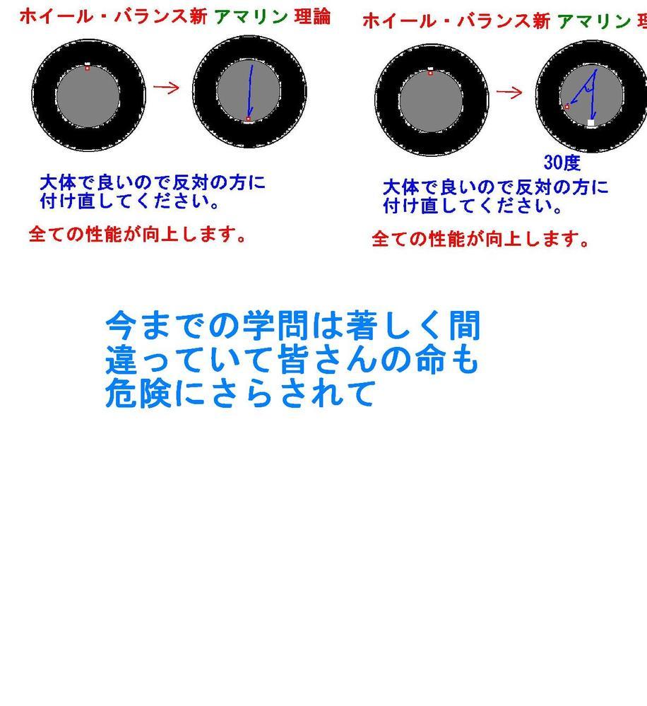 鉄道の脱線の原因もわかったようです。均等な車輪がいままでの死亡脱線事故の原因でした。とこういうことでよろしいですか?