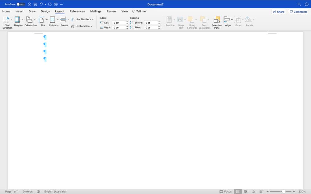 Microsoft Wordのこの青いのはどうしたらなくせますか? それとページ?の表示を元に戻したいのですが、どうしたら戻せますでしょうか? 下のURLのような見た目に戻したいです。 ht...