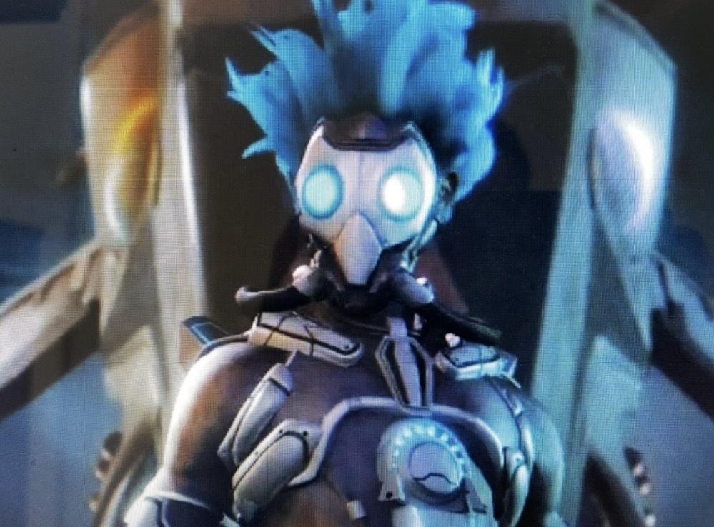 どなたかわかる方がいたら教えて下さい。 この写真のアニメ?CGのタイトルはなんでしょうか?