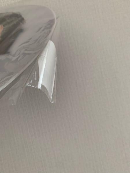 ジャニヲタさんお願いします。 こういう風に折れた団扇の袋、 もう戻らないですか(´;ω;`)?