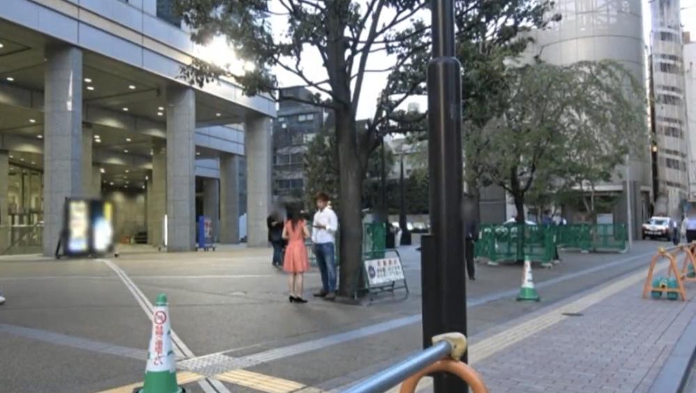 これどこか分かりますか? 大阪梅田近辺だと思います。