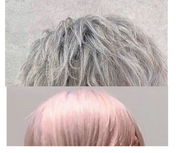 女性に質問です。もし、イケメン(ややイケメン)がするなら、どっちの髪の色がかっこいいと思いますか?