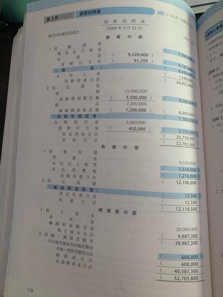 簿記2級の過去問で質問なんですが、 繰越利益剰余金の数値の出し方が分かりません。 誰か教えて頂けたら有難いです!