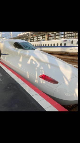 この新幹線の名前わかりますか? ぜひ教えていただきたいです。