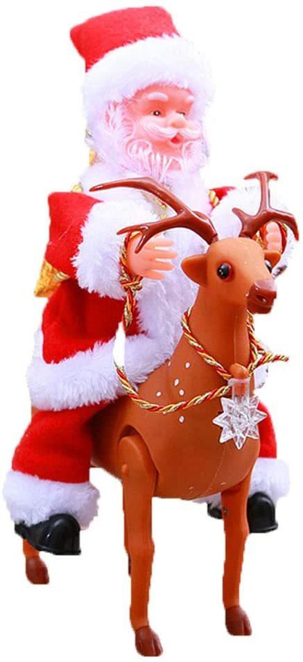 クリスマスには鹿に乗りますか??
