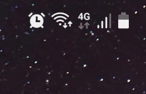 GALAXYノート20を使っているのですが、インターネットの表示の隣に4Gという表示がされています。前使っていたGALAXYノート9では、表示されていなかったのですがこれは正しくインターネットに接続されていないという 事なのでしょうか。