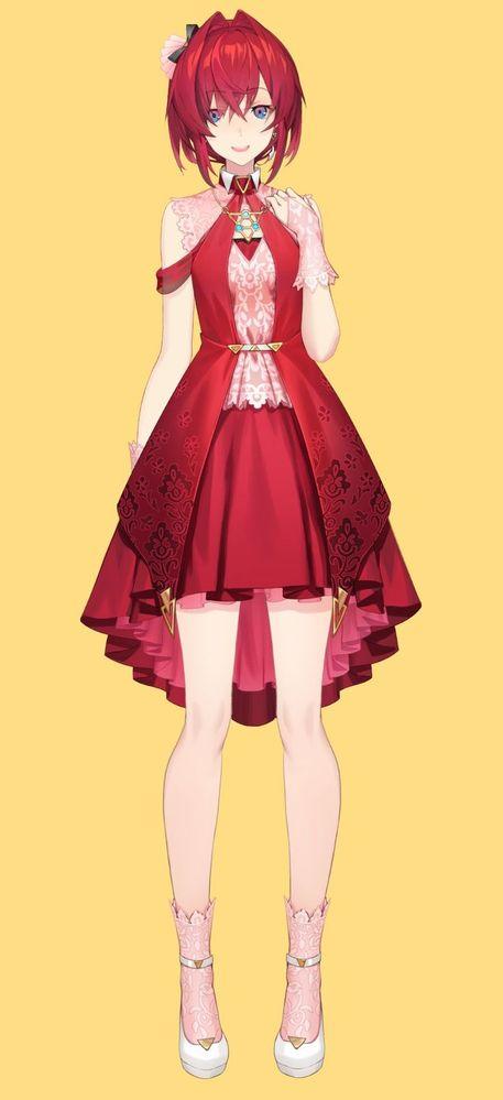 この衣装作りたいんですけどどの生地が良いとかってありますか?? 初心者なので教えて頂きたいです…!!!!