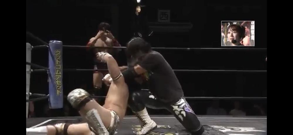 佐々木大輔選手のこの技はなんて名前でしょうか?