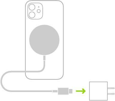 Applewatchを下の写真のMagSafeで充電できますか?