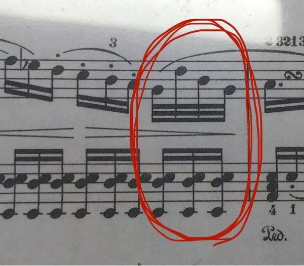 ベートーヴェン悲愴第2楽章に出てくるこの部分の弾き方のコツ、練習の仕方などあれば教えていただきたいです。