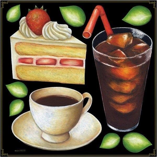 苺ショートケーキには、 ホットコーヒーとアイスコーヒーどちらが良いですか?