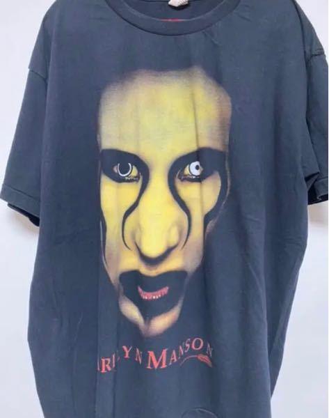 このマリリンマンソンのヴィンテージTシャツですが 1997年製の物でanvil 製って存在するのでしょうか? Winter land 製はよく見るのですが… ちなみにコピーライトは1997win...