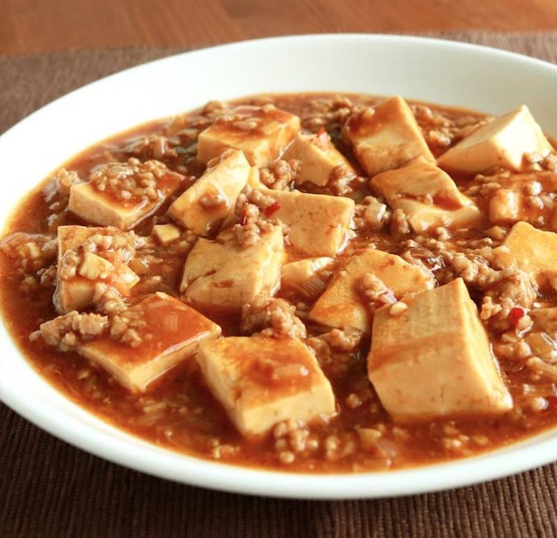 どんな麻婆豆腐が好きですか?