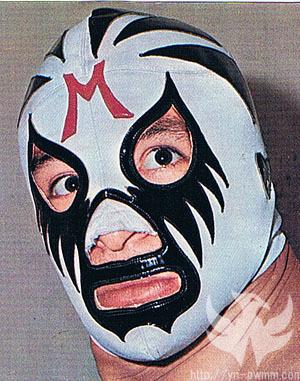 ミルマスカラスは旧日本プロレスの放送で「千の顔を持つ男」という異名で 呼ばれてましたが全日本プロレスの放送では「仮面貴族」なんて言ってました あれって倉持隆夫が勝手に言いだしたのでしょうか?