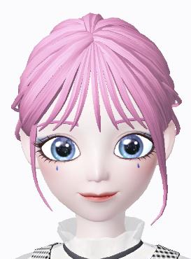 最近ゼペットを始めたんですが、この顔は可愛いって思えますかね?? 可愛くない場合、どこをどう直せば良いでしょうか?