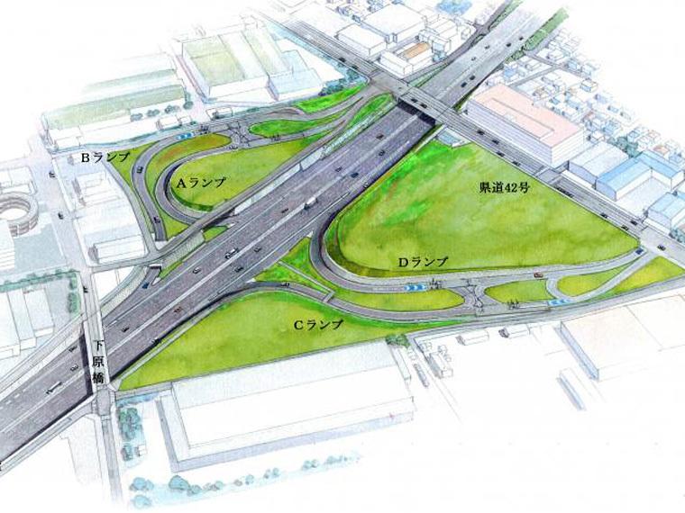 東名高速道路の綾瀬スマートICは何故度々開設が遅れたのですか?