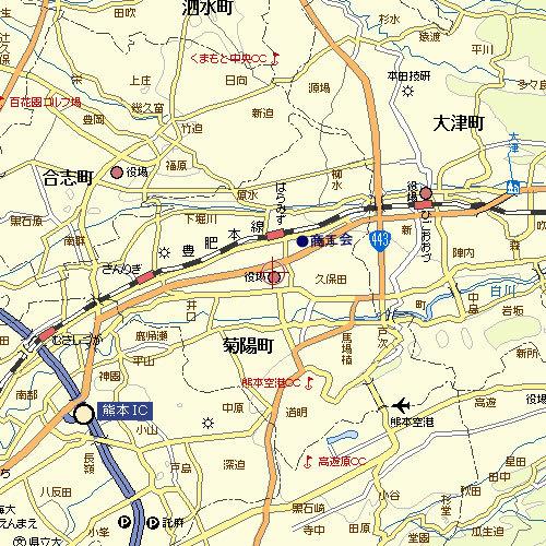 熊本県菊池郡菊陽町はどのような町ですか?