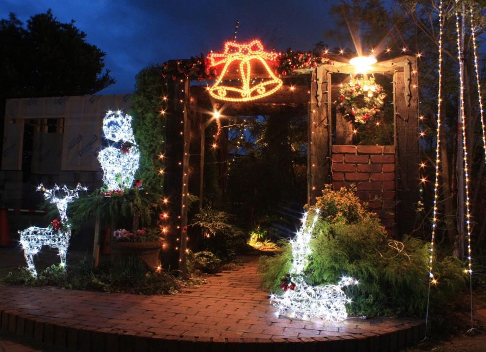 クリスマスには家でイルミネーションを楽しみますか??