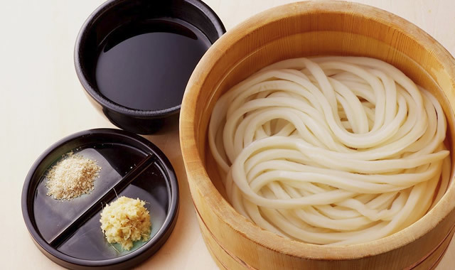 シニアの人は昼食に「釜揚げうどん」をよく食べますか??