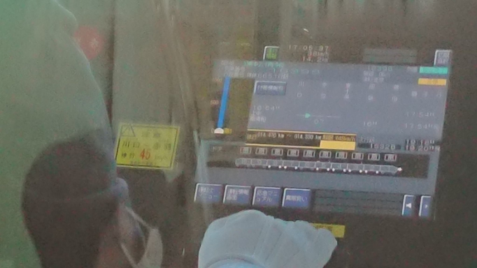 京浜東北線のE233系の運転台に「川口〜赤羽 徐行45km」と書いてあるのですが、なぜ45km走行なんですか?