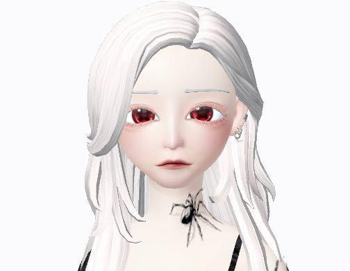 ゼペットで可愛い顔を作りたいです! 良ければ採点お願いします 100満点中でします! 点数だけではなくアドバイスも書いてくれたら嬉しいです☺️