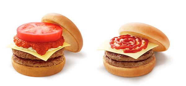モスバーガーでいつもダブルチーズバーガーを頼むのですが、 モスダブルチーズバーガーとの違いはトマトが有る無しだと思っていたらソースも違うんですね。 例えばモスダブルチーズバーガーのトマト抜きって頼めますか?