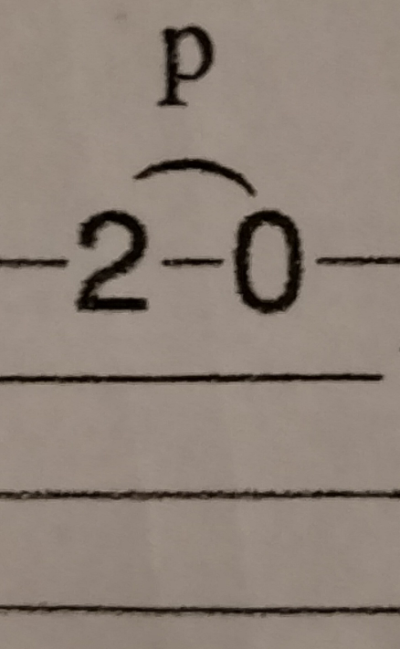 ウクレレの基本的な質問で恐縮ですがPとは何ですか? どう弾いたらいいのでしょう? 1弦2フレッドの指を、ゆっくり離すとか?