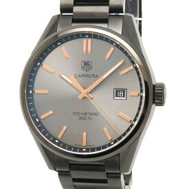 タグホイヤーのこちらの時計は華美だと思いますか? WAR101A.BA0728