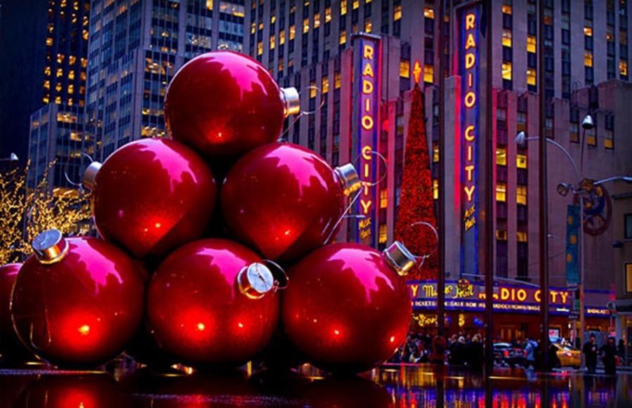 クリスマスはNYで過ごしたいですか??