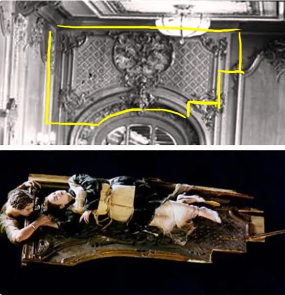 映画「タイタニック」で、ローズが乗ってたのは、ドアじゃなかった! https://www.buzzfeed.com/jp/bfjapan/titanic-door-frame-2 一等船室ラウンジの出入り口、上部にある装飾だった。 https://gigazine.net/news/20150212-titanic-engineering-facts/ 誰だあ ? 最初にドアだと言った奴は?