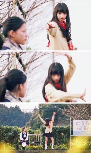 小松菜奈さんが演じてるコレ。 CMでしょうか?映画でしょうか?ご存知の方、内容を教えてください。