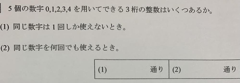 高校数学 この問題の解き方を教えてください。