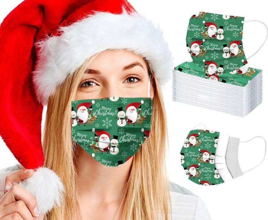 今年のクリスマスにはマスクは不要になりますか??