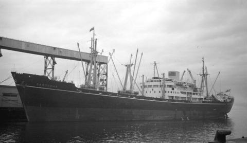 この船(サルゴダ号)は8585総トン。これは何を意味するの❓