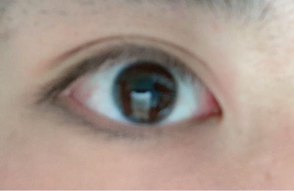 これはどういう目の形ですか