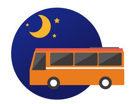 夜行バスに乗るのは楽しいですか?