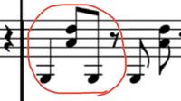 ギターの弾き方  これはアルペジオですか? どうやって弾きますか?