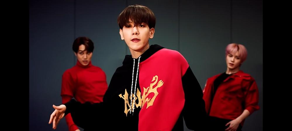 EXOのベクが着てるこのパーカー どこで買えるんでしょうか? 回答お願いします