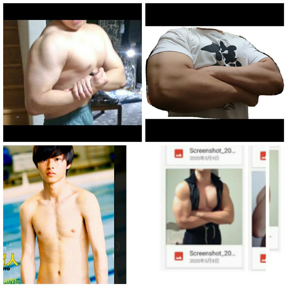 女子に質問です! 誰に体型が好みですか?