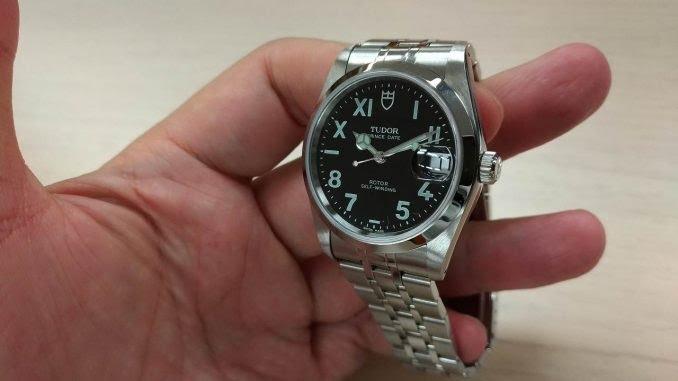 こんな時計をしてたら単なる時計のヲタクですか(・_・?)