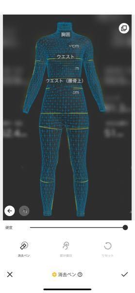 骨格診断出来る方、お願いします。 身長167cm.体重50kgです。