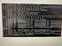 Virtualboxでubuntuを起動したらこの画面から進まなくなってしまいました。どのようにしたら、ubuntuを起動させることができますか?