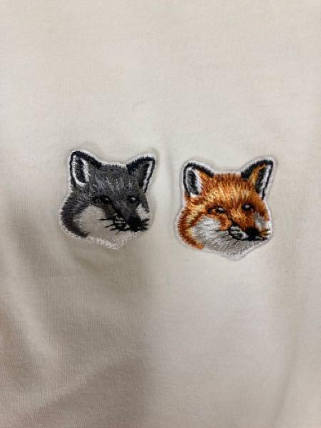 SSENSEでメゾンキツネのTシャツを買いました。 これは本物でしょうか。 値段は定価でした。