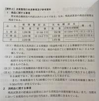 下記資料にて 期末商品棚卸高が 950個×@168千円+1050個×134.4千円 という計算をするのか教えていただけませんか?