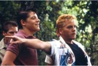 スタンドバイミーに出てた悪役の二人の名前教えて下さい。 金髪の人とその後ろの人