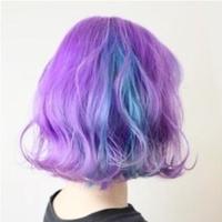 体育祭にこのような髪の毛の色にしたいのですが、ブリーチ何回くらいで綺麗に入りますか? また、N.カラーじゃ綺麗に入らないですか?