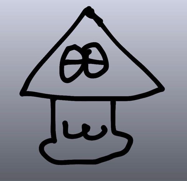 こんな感じのキャラクターのイラスト(まんが?)をTwitterに投稿している絵師さんわかりますか?