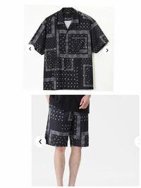 ライトオンにこのようなものがあったのですが、これをセットアップで着て外に出るのは、パジャマっぽいでしょうか。 よろしくお願いします